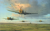 Air Armada - Aviation Art by Robert Taylor