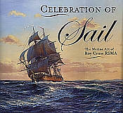 Celebration of Sail - Marinemalerei von Roy Cross