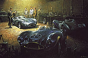 Alan Fearnley: New Kid on the Block, Aston Martin DBRI