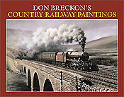 Don Breckon's Country Railway Paintings tn