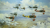 Richthofens Flying Circus 1918 - Friedl Wuelfing