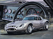 Absolutely British - Jaguar E-Type - Hessel Bes
