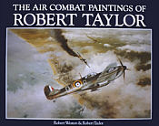 Air Combat Paintings Vol 1 - Robert Taylor