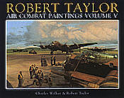 Air Combat Paintings Vol 5 GB - Robert Taylor